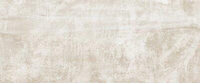Sticker Beige cement backround. Wall texture