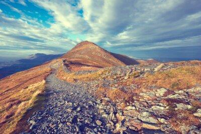 Sticker Bergweg