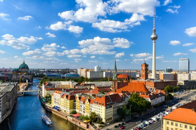 Berlin-Skyline-Panorama