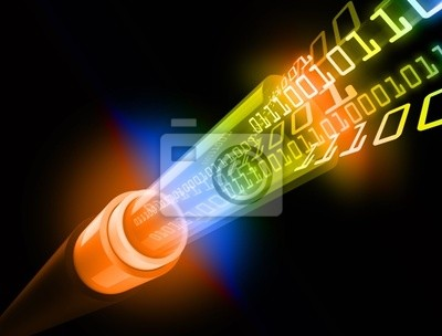 Binary Datenfluss