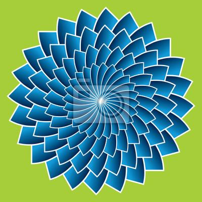 blau Blatt Whirlpool