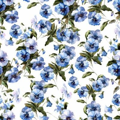 Blaue Blumen 3