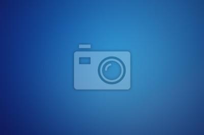 Sticker Blauen Gradienten glatten Hintergrund