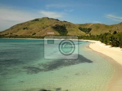 Blue Lagoon in Fidschi