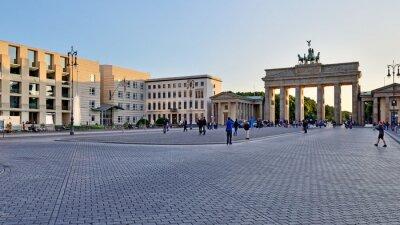 Sticker Brandenburger Tor, Berlin