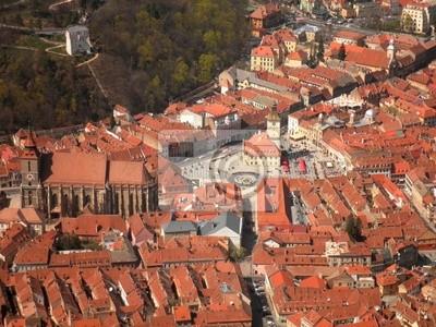 Brasov Altstadt
