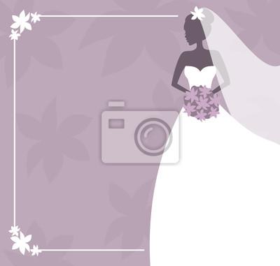 Bridal Shower / Wedding Einladungs-Entwurf