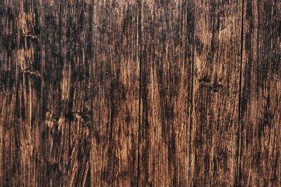 Brown Holz Plank Wand Textur Hintergrund
