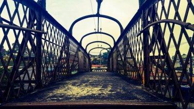 Sticker Brücke