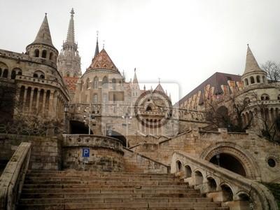 Budapest Historisches Gebäude