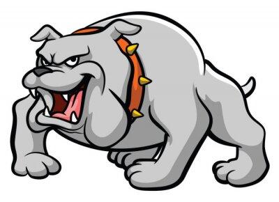 Sticker Bulldogge