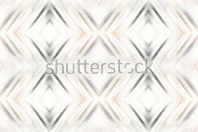 Sticker Buntes nahtloses unscharfes strukturiertes Muster für Design