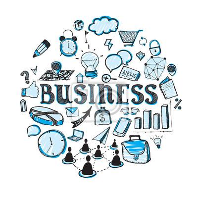 Business-Doodles