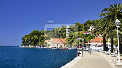 Cavtat, Dalmatien, Kroatien