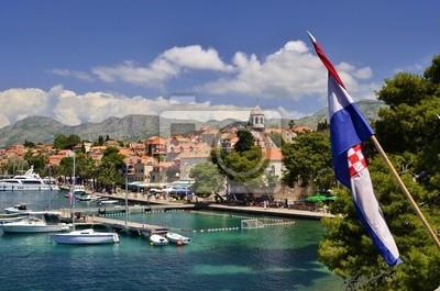 Cavtat Miasto w Dalmacji