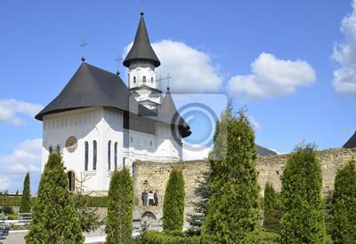 Christian orthodoxen Kloster in Iasi Rumänien, Hadambu