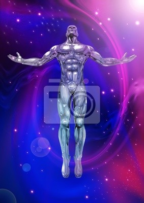 Chromeman_Positive Energie