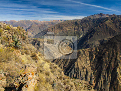 Sticker Colca Canyon