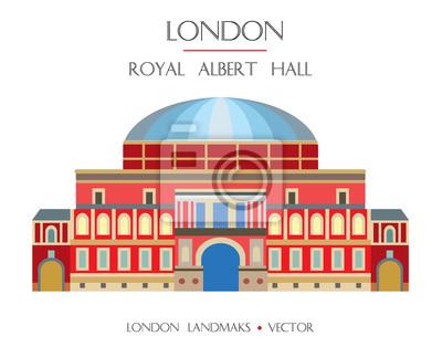 Colorful London landmark 6