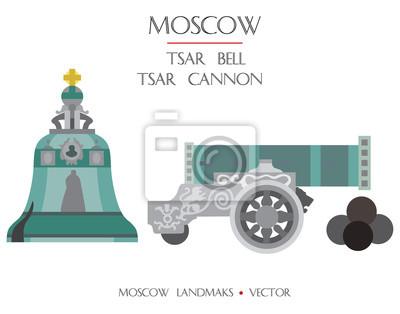 Colorful Moscow landmark 11
