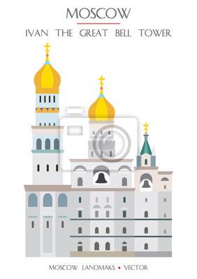 Colorful Moscow landmark 9