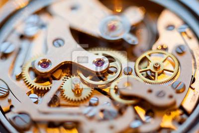 Sticker Complex watch parts of vintage watch