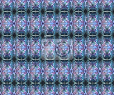 Sticker Computer generierte Grafiken. Artwork
