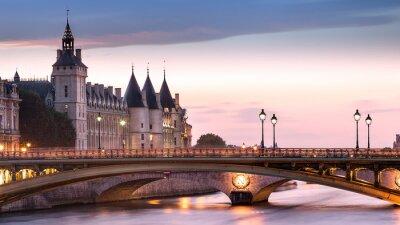 Sticker Conciergerie Paris Frankreich