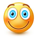 rote bäckchen smiley