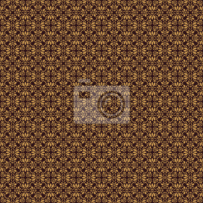 Damaris nahtlose Muster. Vector abstract floral background