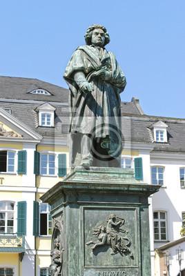 Denkmal von Ludwig van Beethoven in Bonn