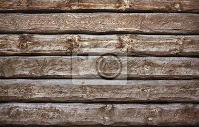 Die braune alte Holzstruktur mit Knoten