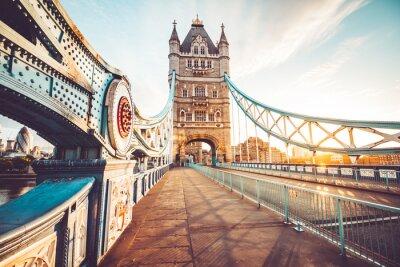 Sticker Die Tower Bridge in London