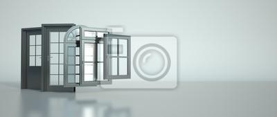 Sticker Door and windows selection
