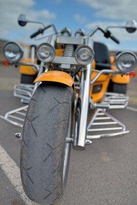 Sticker Dreirad