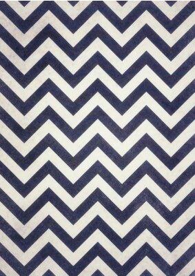 Sticker Dunkles Marineblau und schwarze Chevronsbeschaffenheit auf altem weißem beunruhigtem Hintergrundentwurf, dunkles Zickzackmuster, groovy Weinlesehintergrund