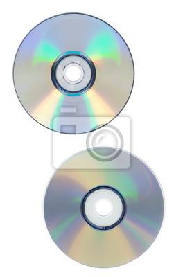 DVD-und CD-Disc