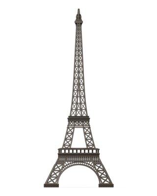 Sticker Eiffelturm isoliert