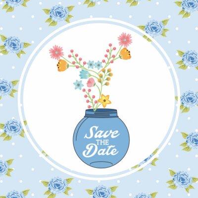 Sticker Einmachglas