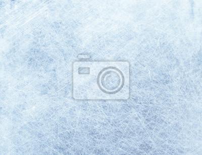 Sticker Eis gefroren Hintergrund