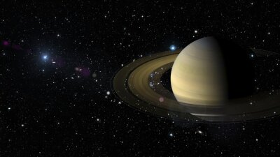Sticker Elemente dieses Bildes von der NASA eingerichtet