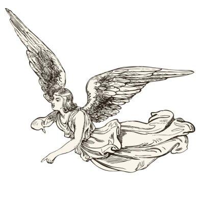 Sticker Engel