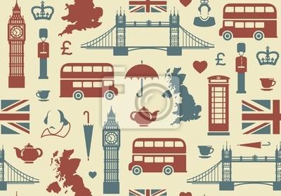 England Hintergrund