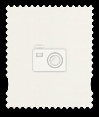 Englisch Briefmarke mit Clipping-Pfad.