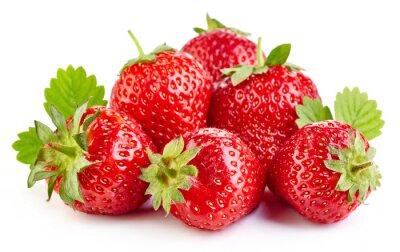 Sticker Erdbeeren