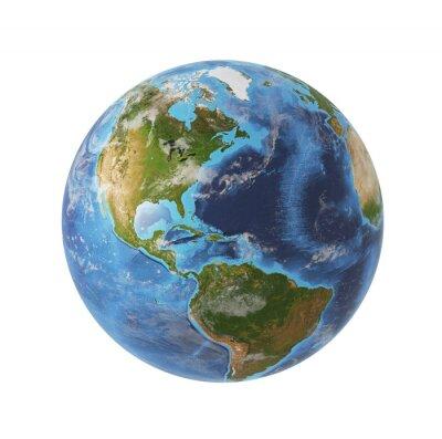 Sticker Erde
