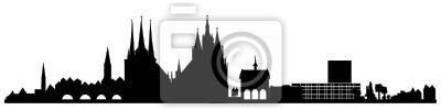 Erfurt Skyline