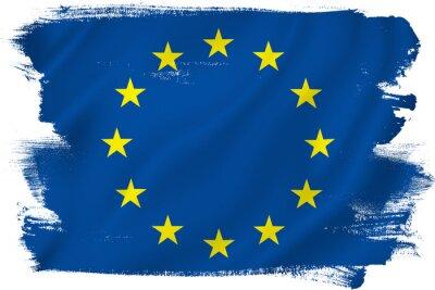 Sticker EU-Flagge