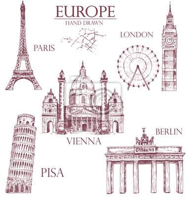 Europa gesetzt