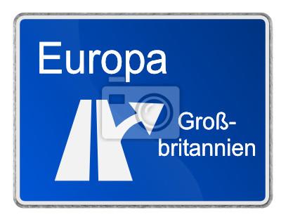 Europaohne Großbritannien